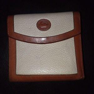 Dooney vintage wallet